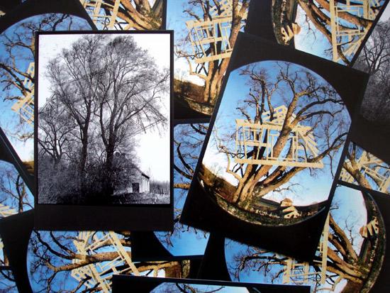 """Cartes postales éditées par """"Autour de la terre"""" Auberive 2004"""