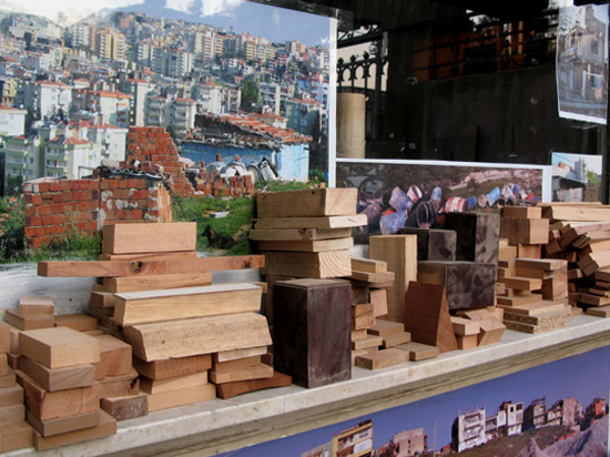 Images pour l'aménagement du buffet de la gare de Basmane