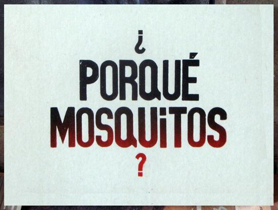 porquemosquitos